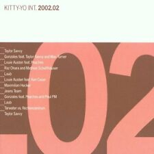 KITTY-Yo INT. 2002.02 (Digi) Taylor Savvy, Gonzales, Louie Austen feat [CD ALBUM]