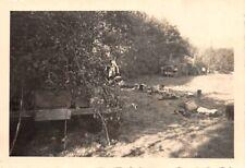 Getarnte 13. Infanterie Division vor dem Sudetenland