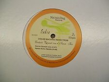 "Sukia-Dream Machine Remix From Contacto Espacial Con El Tercer Sexo-12""Single-NM"