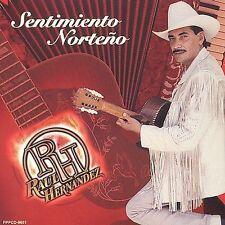 Hernandez, Raul : Sentimiento Norteno CD