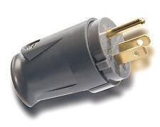 Supra Cables SW-US NEMA male plug (3-prong) ZERO NOISE!