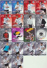 1 REWE Sammelkarte Ihrer Wahl (Nr. 21-38) DFB Stars zur Fußball EM 2012