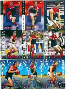 1996 Select Series 2 MELBOURNE Team Set
