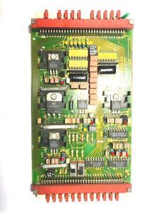 Polar Guillotine Paper Cutter IAR 016251 PCB Control Board