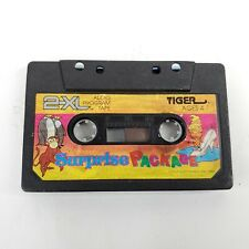 Tiger Electronics 2-XL Talking Robot Cassette Tape SURPRISE PACKAGE Tested