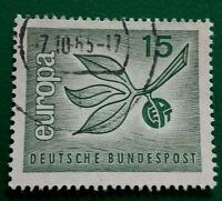 Germany:1965 EUROPA Stamps 15 Pfg. Rare & Collectible Stamp.