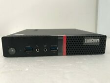 Lenovo ThinkCentre M700 Tiny Mini PC i3-6300T 3.2 GHz 4GB RAM 500 GB HDD