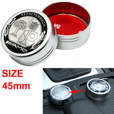 amg I-Drive Drive Multimedia Controller Cover BOOT tree 45.5x21mm button emblem
