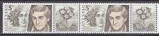 SLOVAKIA 1999 **MNH SC# 346 Stamp Day - A.Brunovsky - Stamp Designer with labels