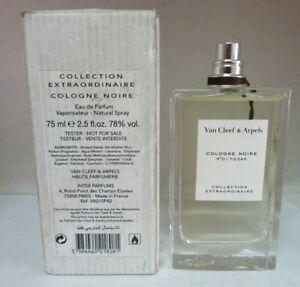 Cologne Noire By Van Cleef & ARPELS 2.5 oz Eau De Parfum Spray TT Read Descr.