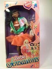 Barbie Sensations BELINDA doll by mattel 1987