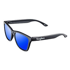 Gafas de Sol Hombre Negras Polarizadas Vooglers UV400 Marco Negro Mate Premium