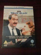 Allo Allo - Series 1 and 2 Box Set of DVDS