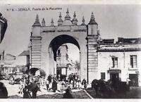 España Sevilla Fotografia Puerta de la Macarena (tamaño folio) (DN-408)