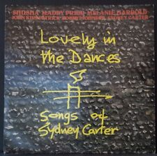 LOVELY IN THE DANCES - SONGS OF SYDNEY CARTER PLANET LIFE PLR032 ENGLISH PRESS