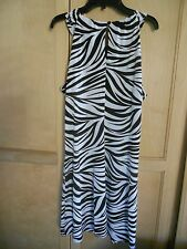 Women's  short summer dress size 14  ENFOCUS STUDIO