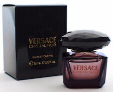 Versace CRYSTAL NOIR Ladies/Women's Eau De Toilette Dab On EDT Perfume Mini 5ml