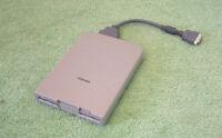 "Toshiba Portege & Tecra Laptop 3.5"" External Floppy DISK Drive PA2652U  1.44MB"