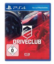 Ps4 / Sony Playstation 4 - DriveClub Standard Al/ang dans L'emballage Utilisé