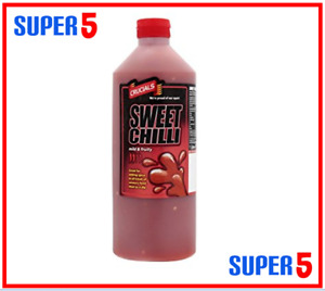 Crucial Sweet Chilli Sauce 1ltr bottle