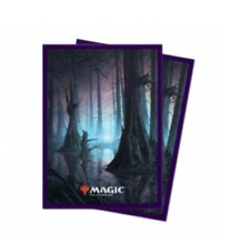 ULTRA PRO MTG UNSTABLE LANDS SWAMP - STANDARD DECK PROTECTOR (100 SLEEVES)