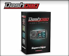 Superchips Dashpaq #3050 Tuner & Monitor for 2007 to 2012 Dodge RAM Cummins 6.7