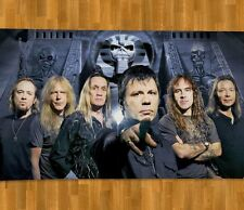 Iron Maiden BEACH TOWEL NEW The Trooper Fear of the Dark Run to the Hills