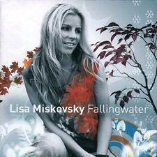 LISA MISKOVSKY 'FALLINGWATER' CD NEW+!!!