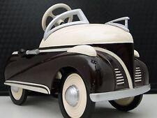 A Pedal Car 1940s Ford Hot Rod Rare Vintage Show Classic Sport T Midget Model