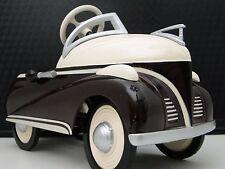 Pedal Car 1940s Lincoln Hot Rod Rare Vintage Show Classic A Sport T Midget Model