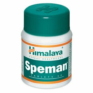 Himalaya Herbal Health Care Speman Tablets - 60 Tablets