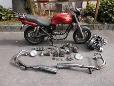 Ersatzteile Honda CB750 Sevenfifty RC42: 1x rear cover fairing Heck-Verkleidung
