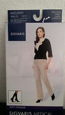 Sigvaris Medical Compression Stockings Knee High Size: LS / 20-30 mmHg /Graphite
