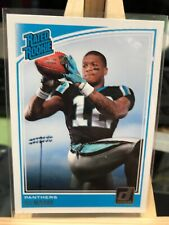 2018 Donruss #316 D.J. Moore Rated Rookie RC Carolina Panthers