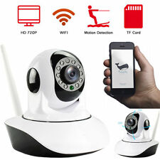 Network Wireless 720P Pan Tilt Network Security IP CCTV Camera Night Vision WiFi