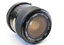 Vivitar 28-70mm f/3.5-4.8 lens PK mount stock No. U2322