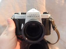 Vintage Asahi Pentax Spotmatic SP 35mm Camera with Case