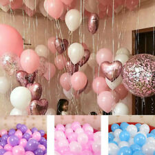 "30PC 10"" Latex Balloons Wedding Birthday Balloon Party Baby Shower Decorations"