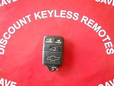 1993-1996 CHEVY BLAZER-TAHOE KEYLESS REMOTE AB00104T VERY GOOD CONDITION