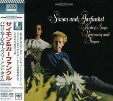 Simon & Garfunkel - Parsley Sage.Rosemary & Thyme [New CD] Blu-Spec CD 2, Japan