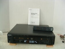 Sony Rcd-W500c Cd Player Recorder Serial Number 9093236
