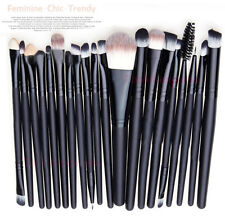 Makeup Brushes Set 20pcs Professional Powder Eyeshadow Eyeliner Lip Brush #EBSZ