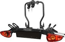 PORTE-VELOS ATTELAGE 2 VELOS - velos electriques / Fat Bike - Menabo Sirio
