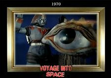 MAGNET  Movie Monster VOYAGE INTO SPACE 1970