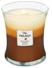 WoodWick - Trilogy Medium Candle - Cafe Sweets