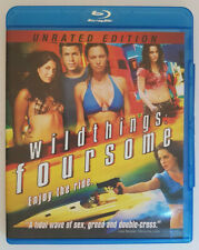 Wild Things: Foursome (Blu-ray Disc, 2010)