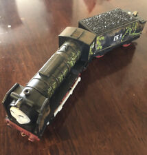 2009 Trackmaster Thomas Train Battery Flip Face Talking Lost & Found Hiro! RARE!