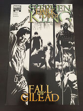 Dark Tower The Fall of Gilead #4 2009 Marvel 1:75 Richard Isanove variant Cover