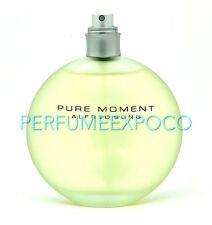 PURE MOMENT ALFRED SUNG 3.4oz- EDT SPRAY -DISCONTINTUED Non Boxed & Cap (IB01