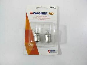 (2) Wagner BP97LL Long Life Side Marker License Parking Lamp Light Bulb